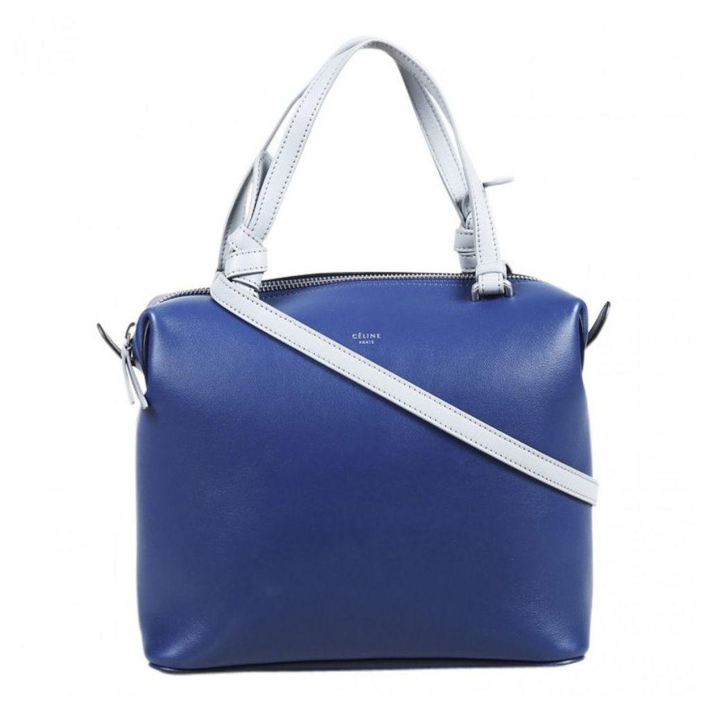 Soft Cube leather handbag