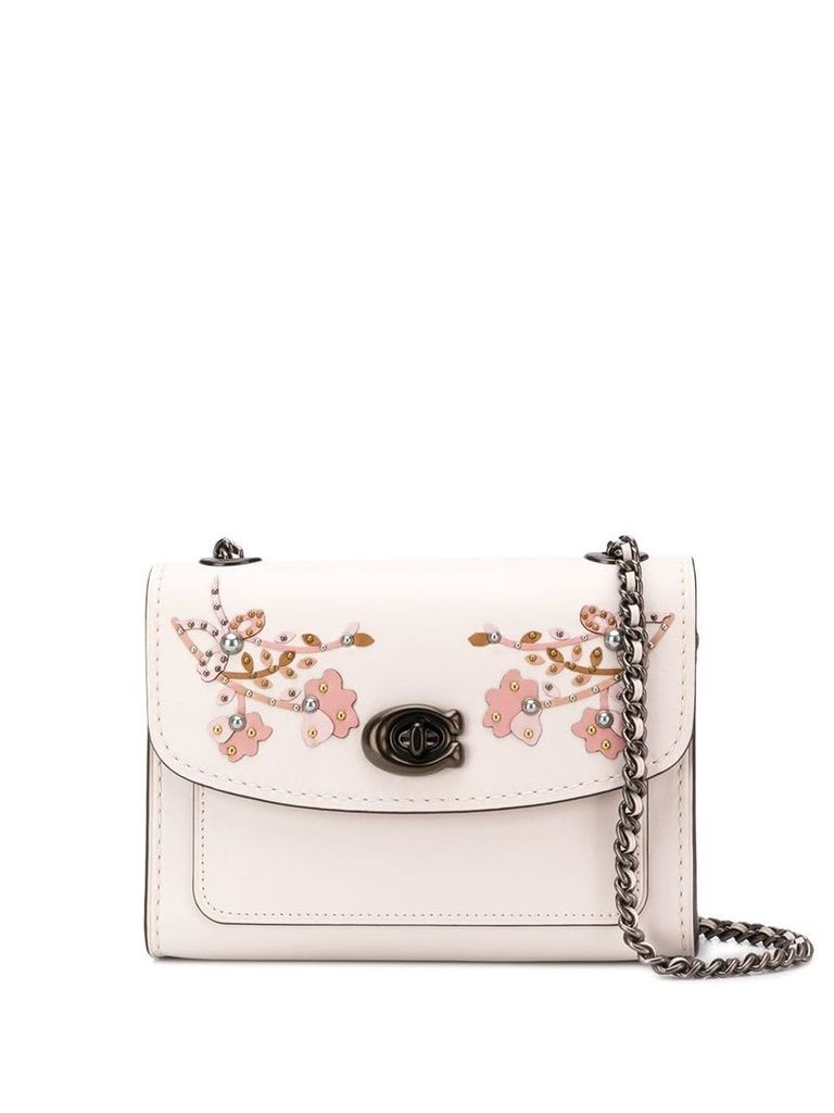 Coach small Parker crossbody bag - Neutrals