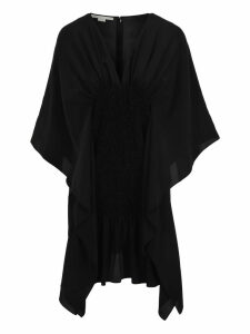 Stella Mccartney Stella Mccartney Draped Mini Dress