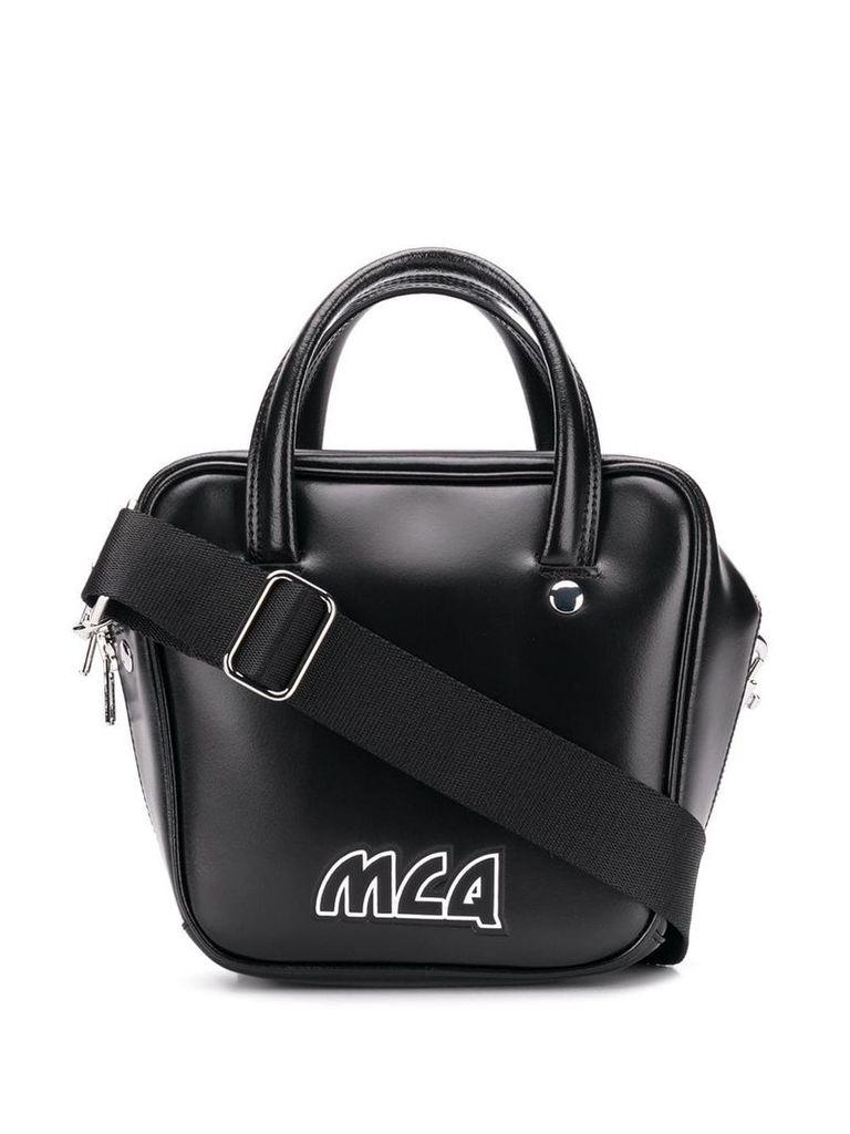 McQ Alexander McQueen ivy flip tote bag - Black