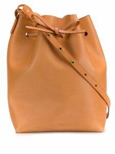 Mansur Gavriel Cammello bucket bag - Neutrals