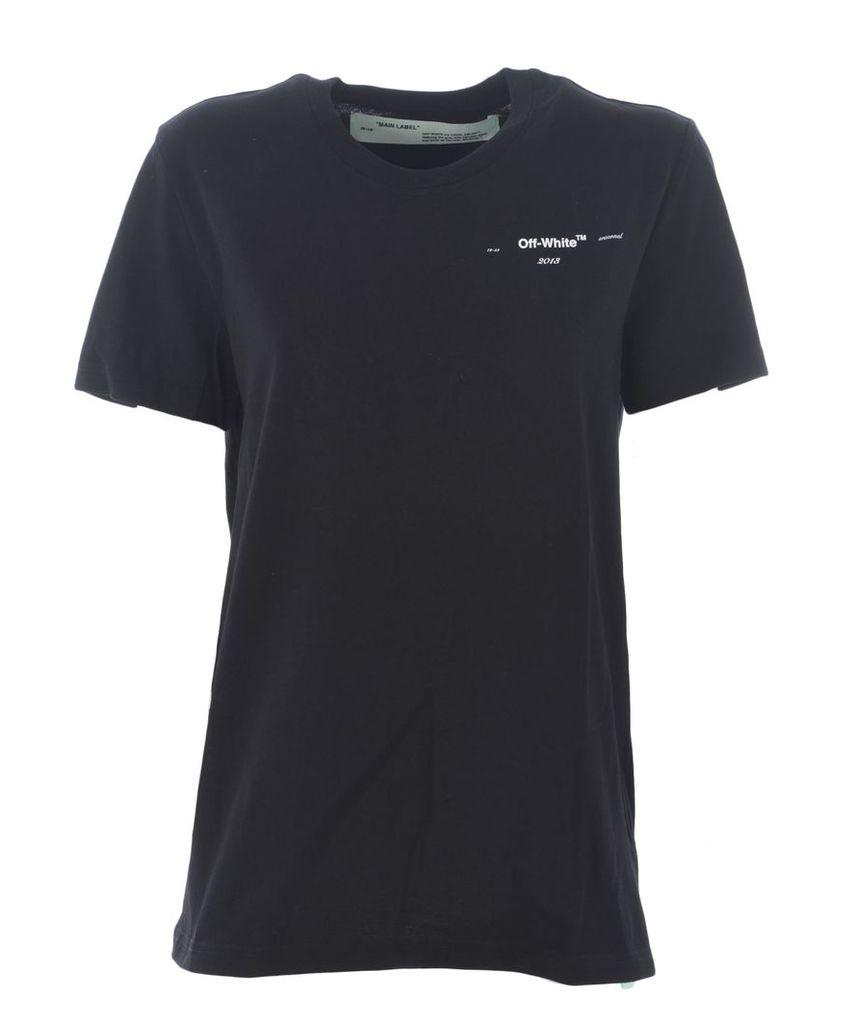 Off-white Chest Logo T-shirt