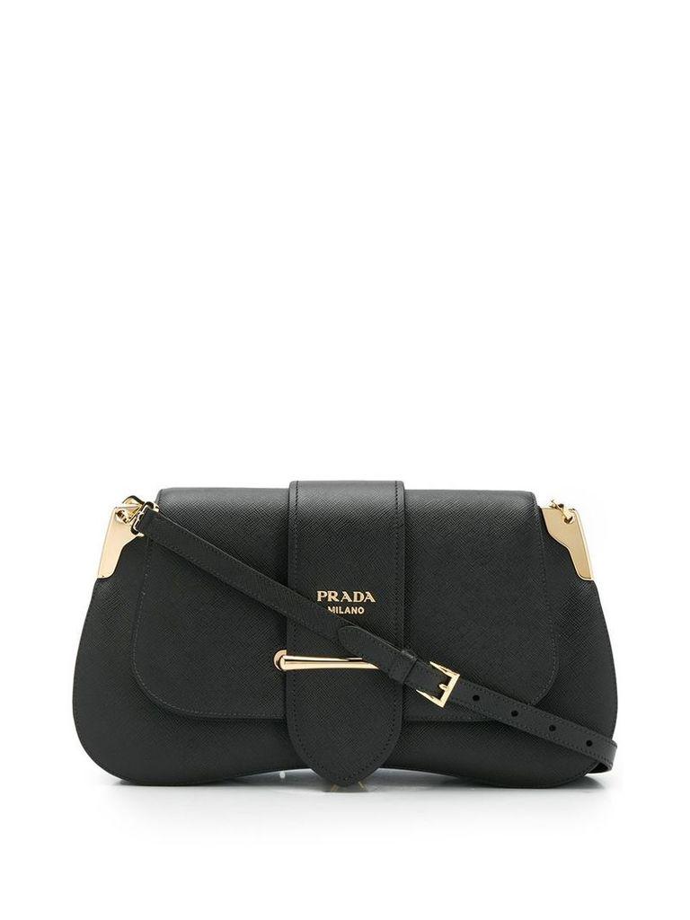 Prada Sidonie Medium shoulder bag - Black