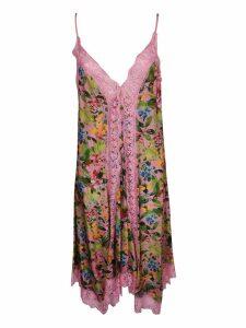 Ermanno Scervino Printed Dress