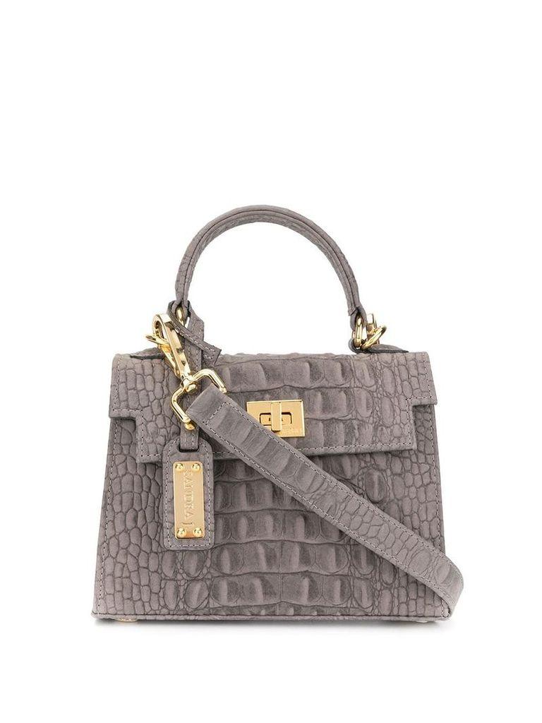 Sandra J Sophie mini bag - Grey