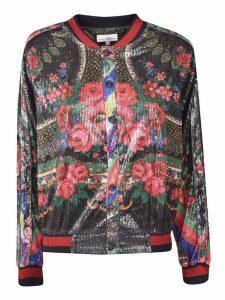 Pierre-Louis Mascia Floral Print Jacket