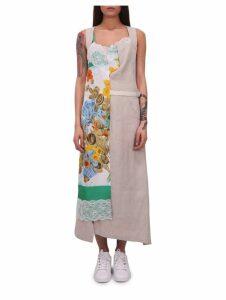 Junya Watanabe Hybrid Flower Dress