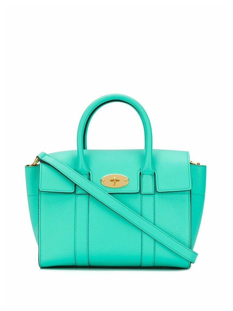 Mulberry small Bayswater tote Bag - Green
