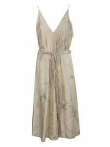 Forte Forte Floral Embroidered Dress