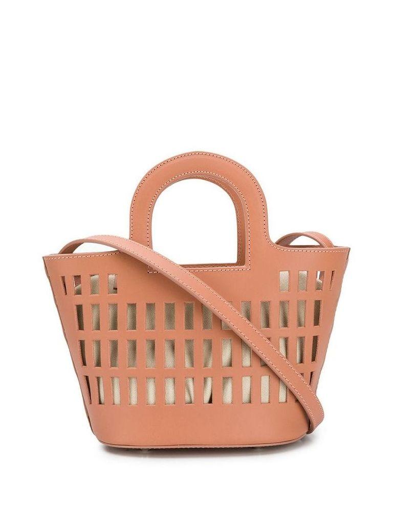 Hereu mini shopping bag tote - Pink