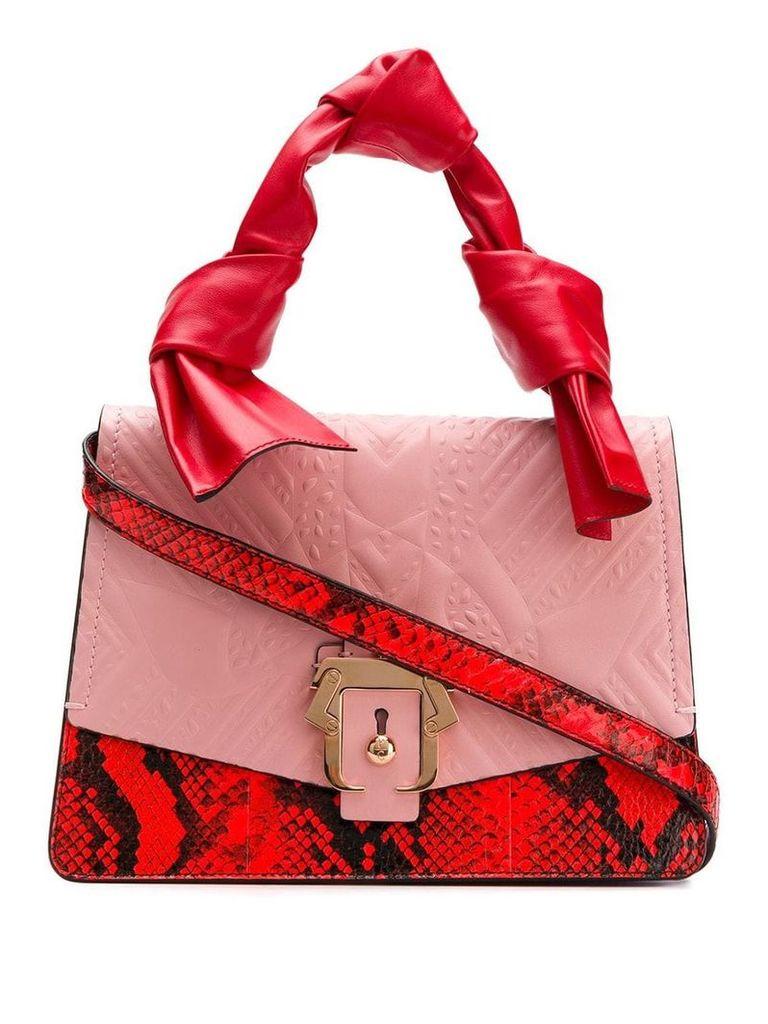 Paula Cademartori Petite Arianna Petals Multicolor - Pink