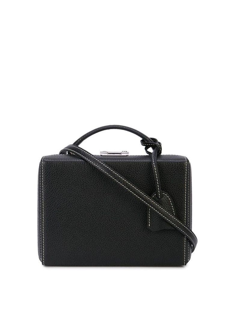 Mark Cross Grace box bag - Black