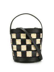 Hereu bucket tote bag - Black