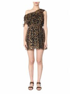 Saint Laurent Single Short Dress