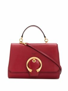 Jimmy Choo Madeline top handle bag - Red