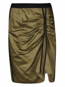8PM Elasticated Pencil Skirt