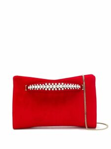 Jimmy Choo Venus clutch bag - Red