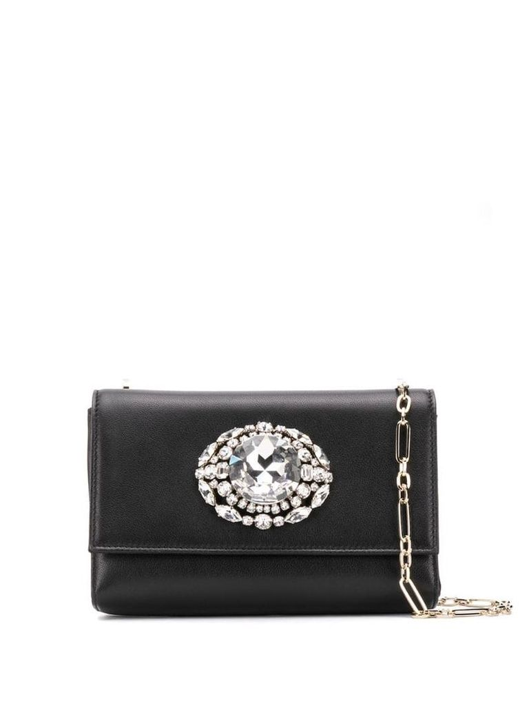 Jimmy Choo Thea shoulder bag - Black