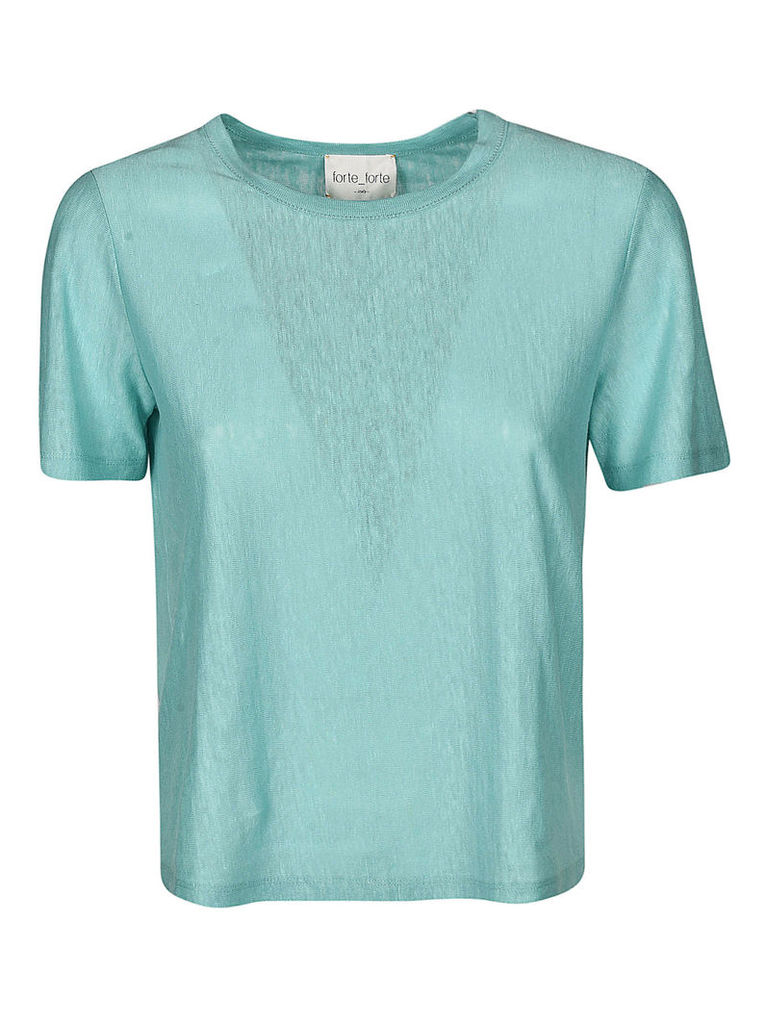 Forte Forte Relaxed Fit T-shirt