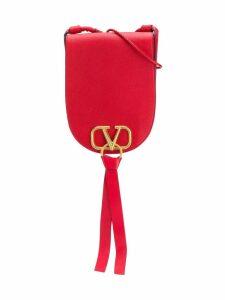 Valentino Valentino Garavani VRING crossbody bag - Red