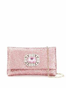 Jimmy Choo Titania clutch - Pink