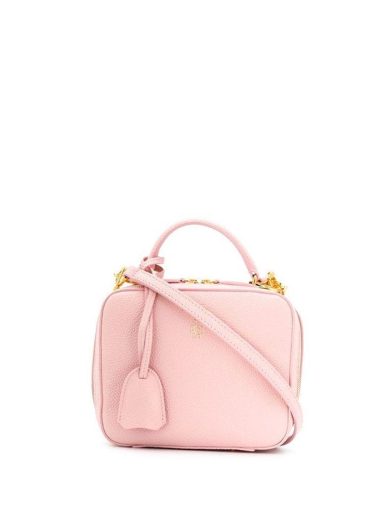 Mark Cross Laura small tote bag - Pink