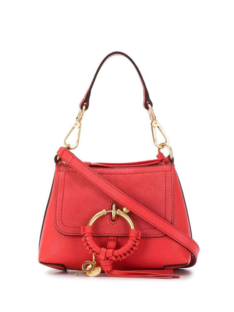 See By Chloé Joan mini crossbody bag - Pink