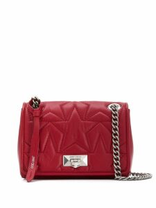 Jimmy Choo Helia shoulder bag - Red