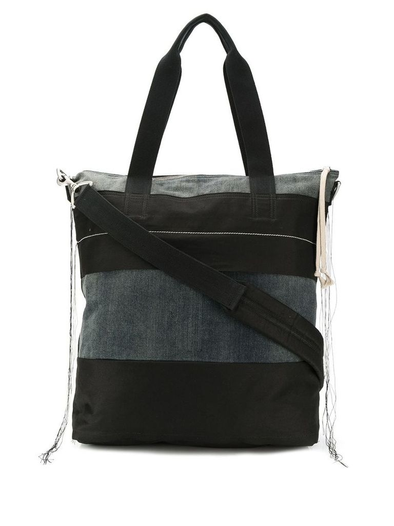 Rick Owens DRKSHDW oversize shoulder bag - Black