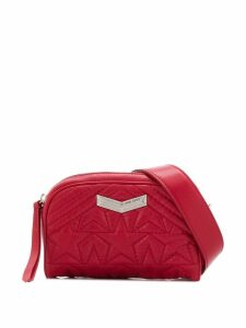 Jimmy Choo Helia belt bag - Red