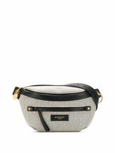 Givenchy Whip canvas belt bag - Grey