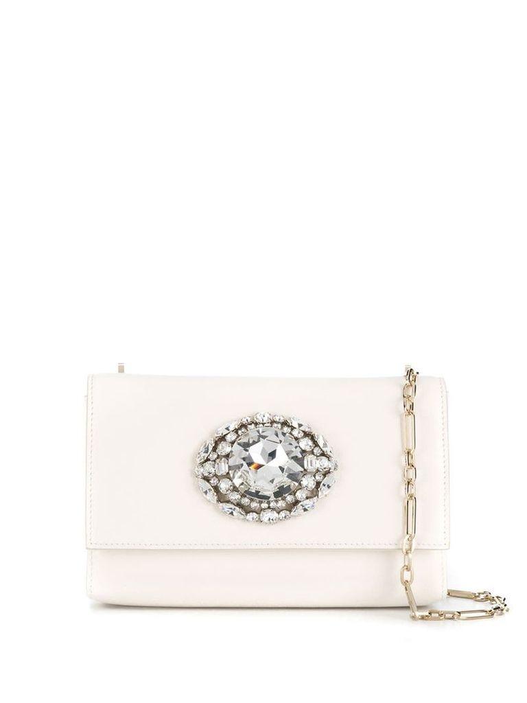 Jimmy Choo Thea shoulder bag - White