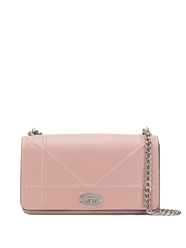 Marc Ellis Shane satchel bag - Pink