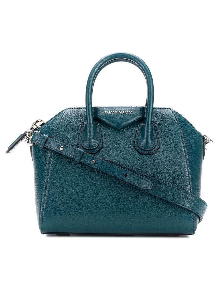 Givenchy mini Antigona tote - Blue