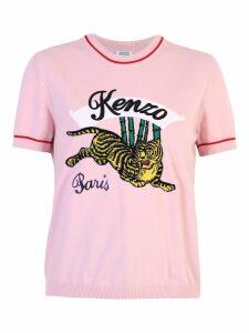 Kenzo Intarsia Sweater