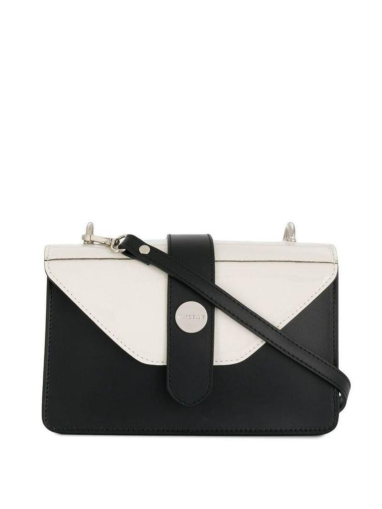 Marc Ellis Margareth shoulder bag - Black