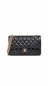 What Goes Around Comes Around Chanel Lambskin 2.55 10 Bag