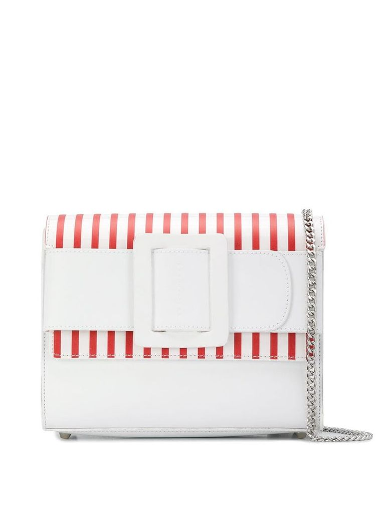 Marc Ellis Ethel shoulder bag - White