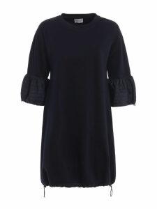 Moncler Ruffle Sleeve Dress