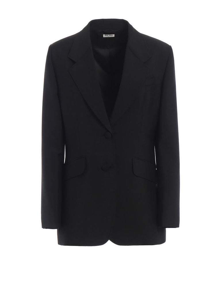 Miu Miu Fitted Blazer