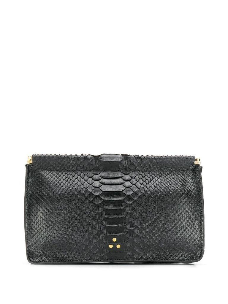 Jérôme Dreyfuss small clutch bag - Black