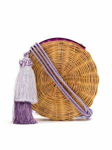 Waiwai Rio Petit Balaio shoulder bag - Neutrals