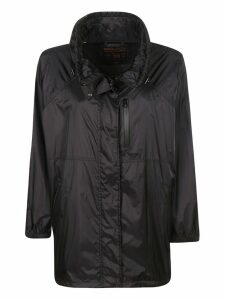 Woolrich Zipped Raincoat