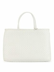 Anteprima woven tote bag - White