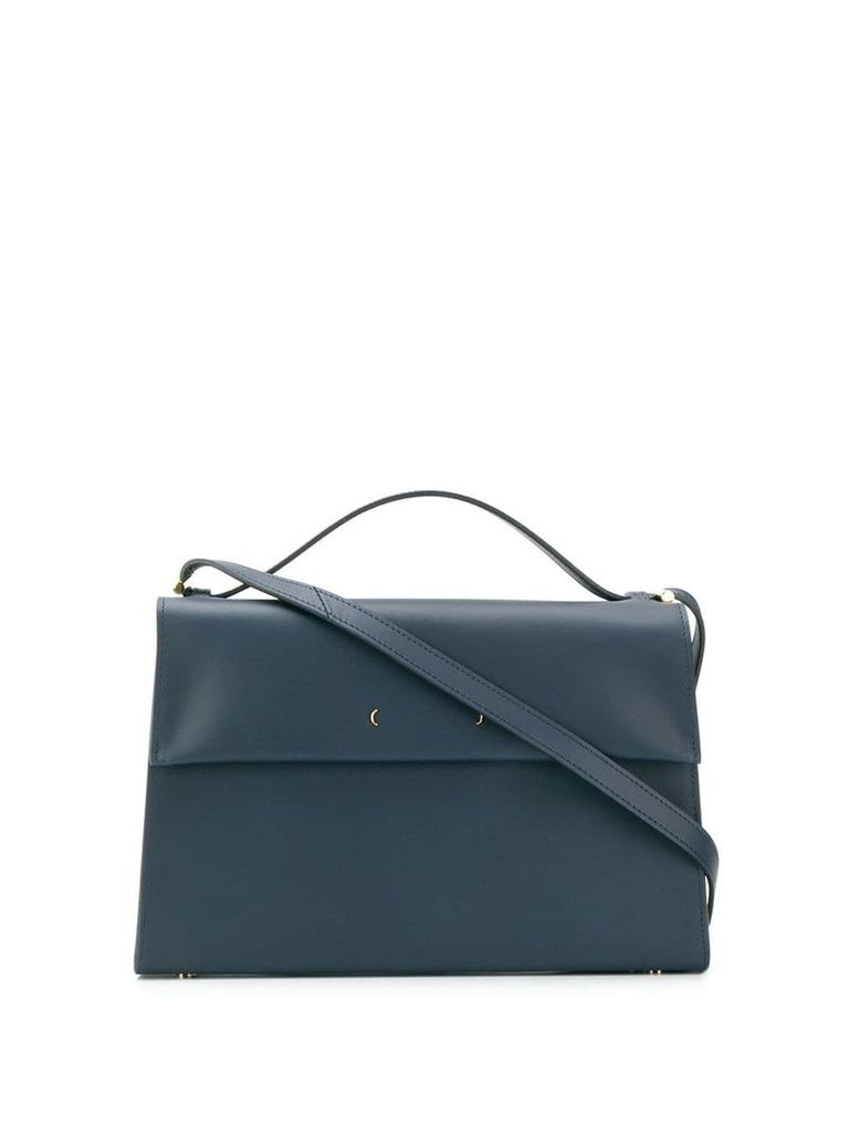 Pb 0110 structured tote - Blue