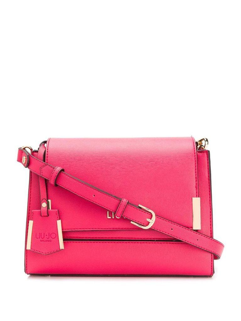 Liu Jo Azalea foldover tote bag - Pink