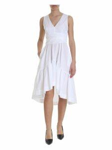 Parosh Caktunix Cotton Dress