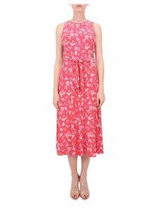 Lauren Ralph Lauren Pink Felia Dress