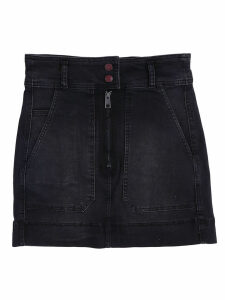 Jima Denim Skirt