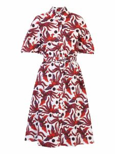 Kenzo Prnted Dress